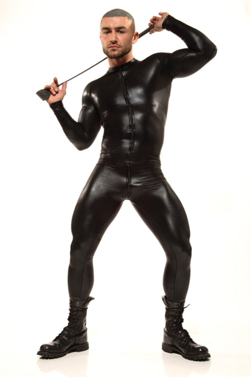 spandex fetish for men