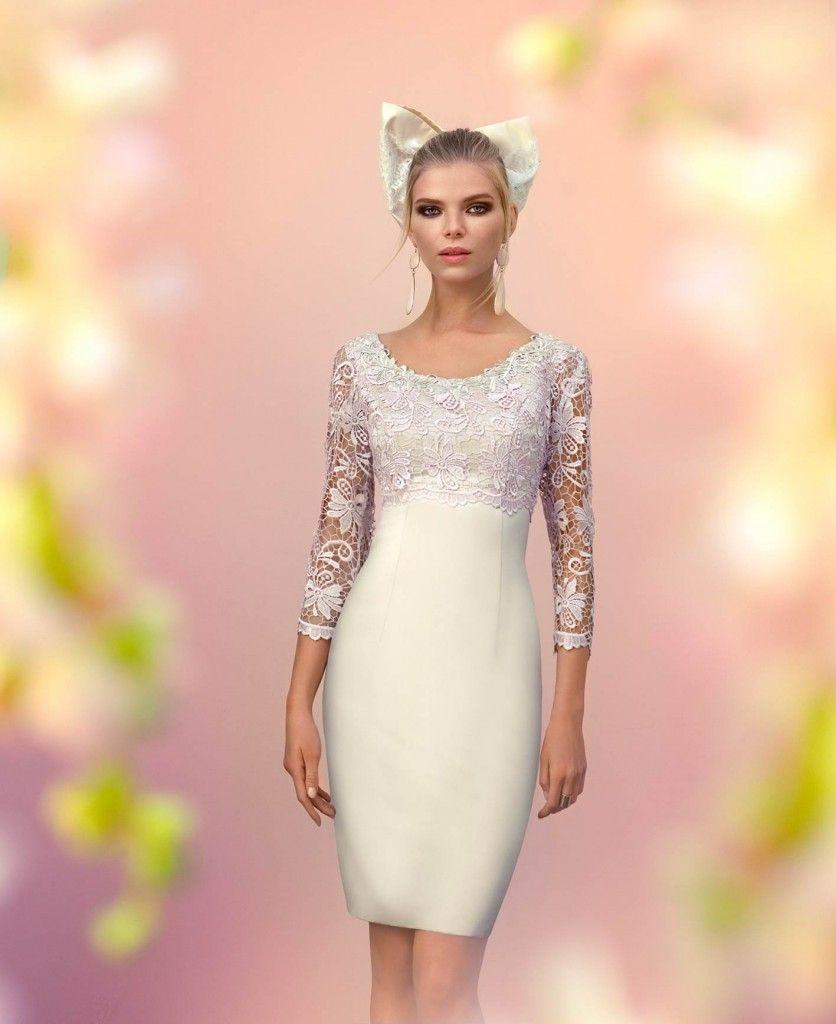 92615 (Vestido de Fiesta). Diseñador: Carla Ruiz. ... | costura ...