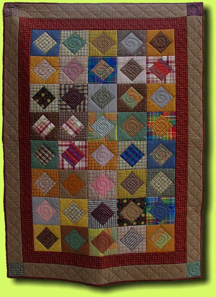 Attractive Häkeln Quilts Festooning - Decke Stricken Muster ...