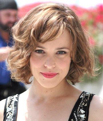 Rachel Mcadams Hairstyle Rachel Mcadams Beauty Curly Hair