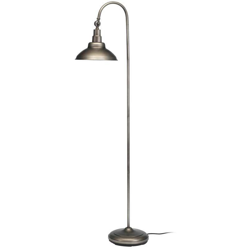 Lampadaire d intérieur style rétro industriel Almio Luminaire de