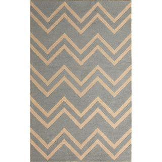 Safavieh Handmade Moroccan Cambridge Paradise Grey Wool Rug | Overstock™ Shopping - Great Deals on Safavieh 7x9 - 10x14 Rugs