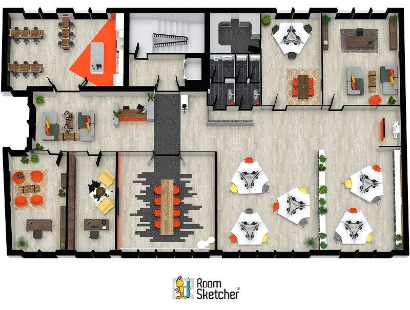 Office Space Plans Office Floor Plan Office Space Planning Office Layout
