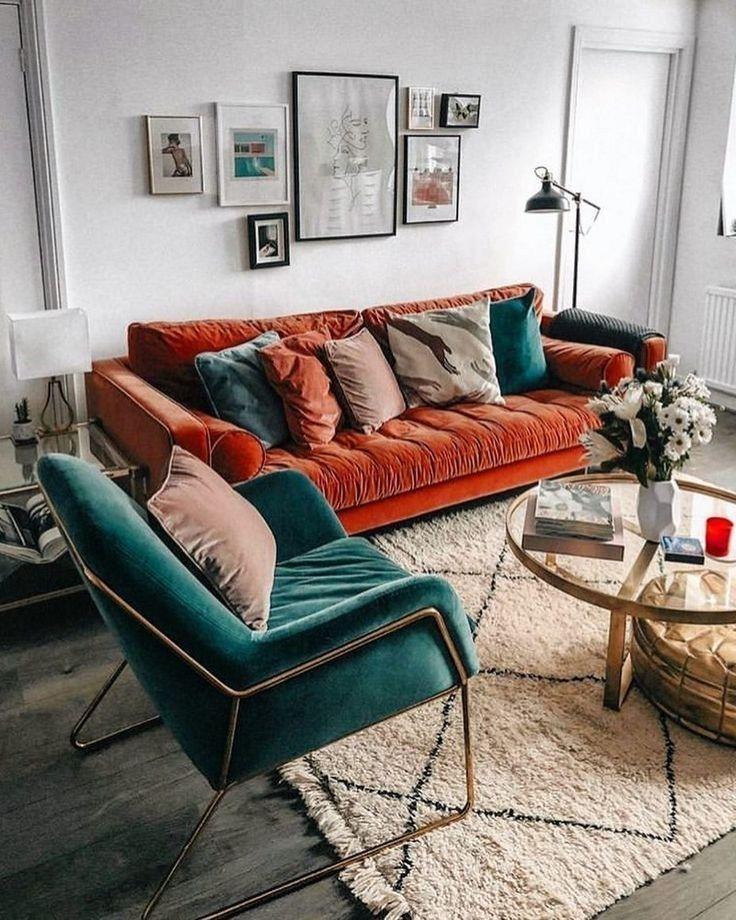 70 romantic bohemian style living room decor design ideas to inspire you 60 | Autoblog