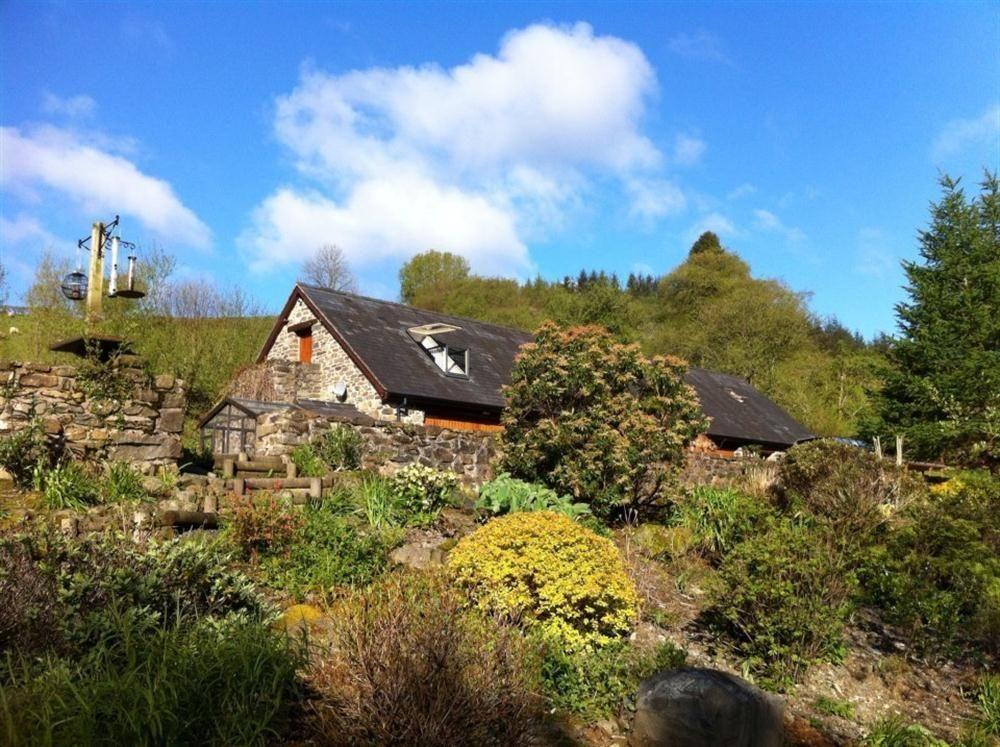 Sleeps 4 at Aberangell in Powys Holiday cottage, Cottage