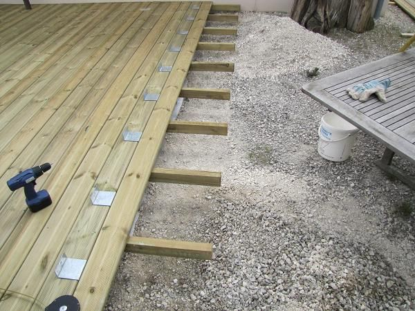 Pin by Jorrand on Terrasse bois Pinterest Pergolas, Tuin and Decking