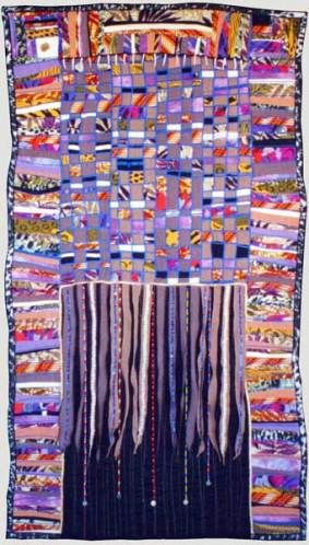 African Quilts With Beaded Trim Google Search Art Quilts