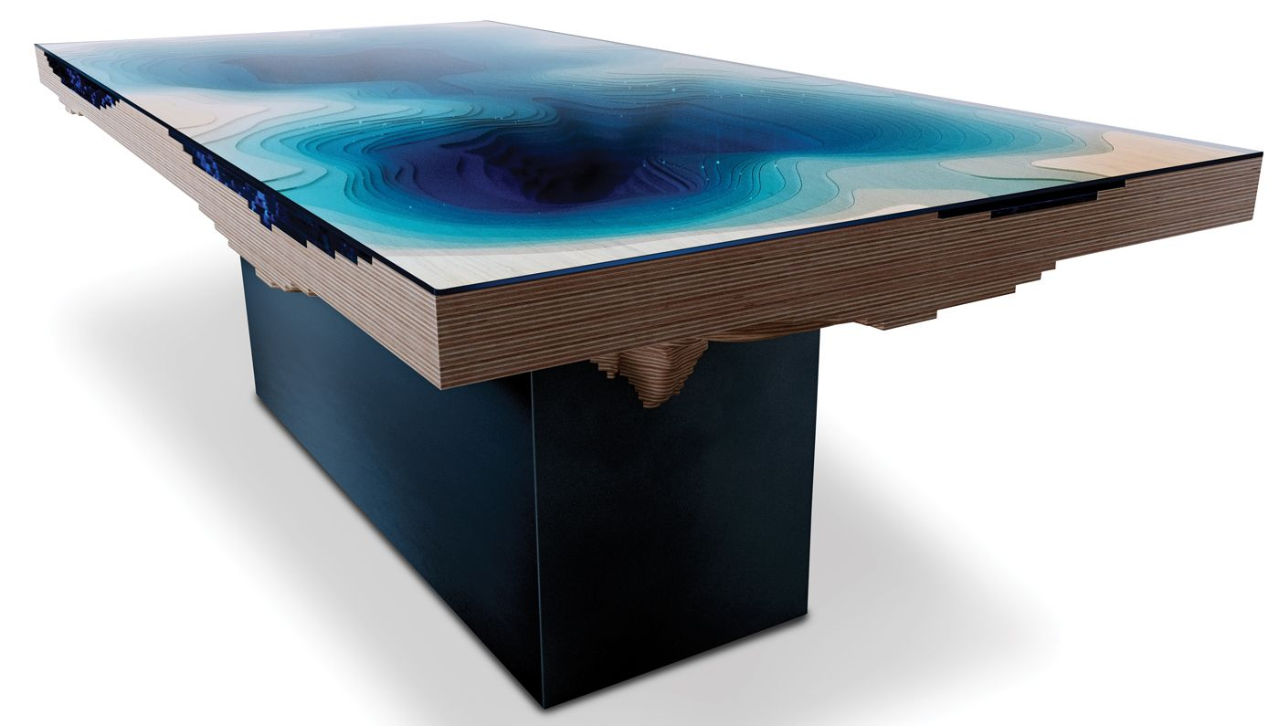 River Longhorn Dining Table - Greg Klassen Furniture THIS is the ...