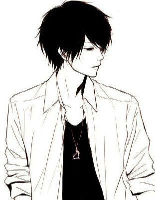 Hey Miss Matchmaker Black Haired Anime Boy Black Hair Anime Guy Anime Guys