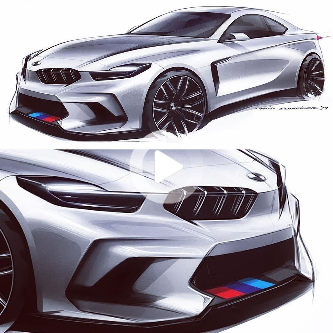 Some sketches by David Schneider @schneider.sketch  BMW, Lamborghini, Aston Martin #cardesign #car #design #carsketch #sketch #bmw… #cars #carideas