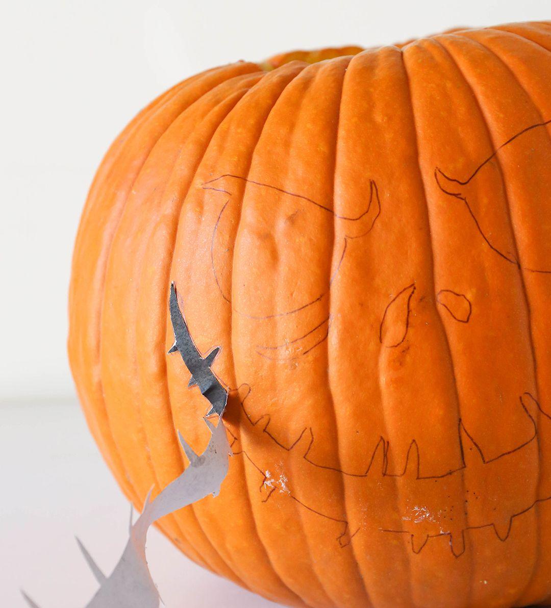 Bring Back Jack Skellington with This Pumpkin Carving