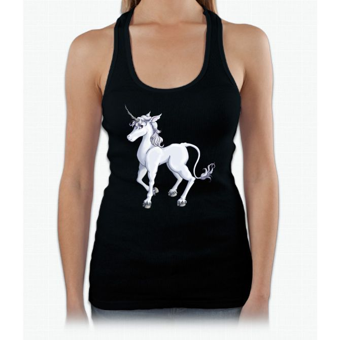 Unicorn Womens Tank Top