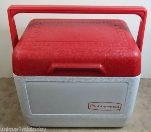 Free · Vintage Gott/Rubbermaid Lunch Box Cooler ... : lunch box with cooler - Aboutintivar.Com