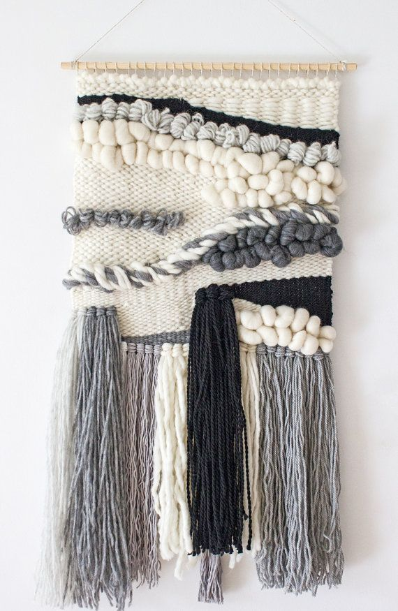 Wall Excellent Inspiration Ideas Woven Wall Hangings Diy
