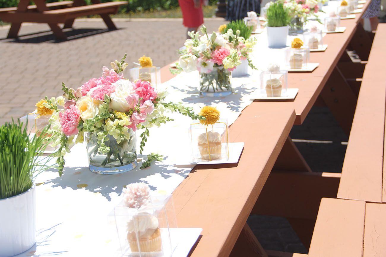 Colorful Bridal Shower katiejaegercom Wedding Pretties