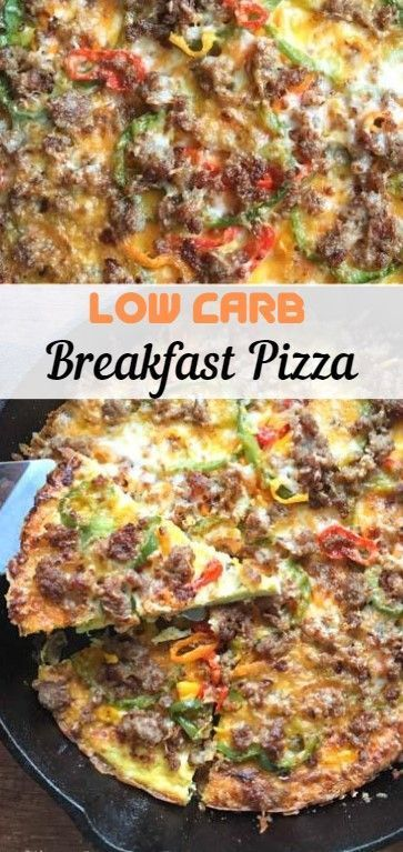 Carb Breakfast Pizza These lowcarb pizza pizza will be great for breakfast lunch or dinner It s a simple and delicious meal that does not exceed 21 grams of pure carbohyd...