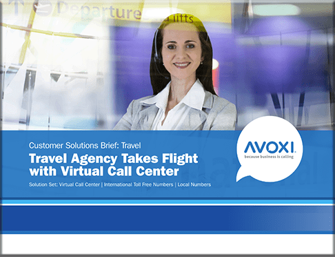 Travel Agency Takes Flight with Virtual Call Center