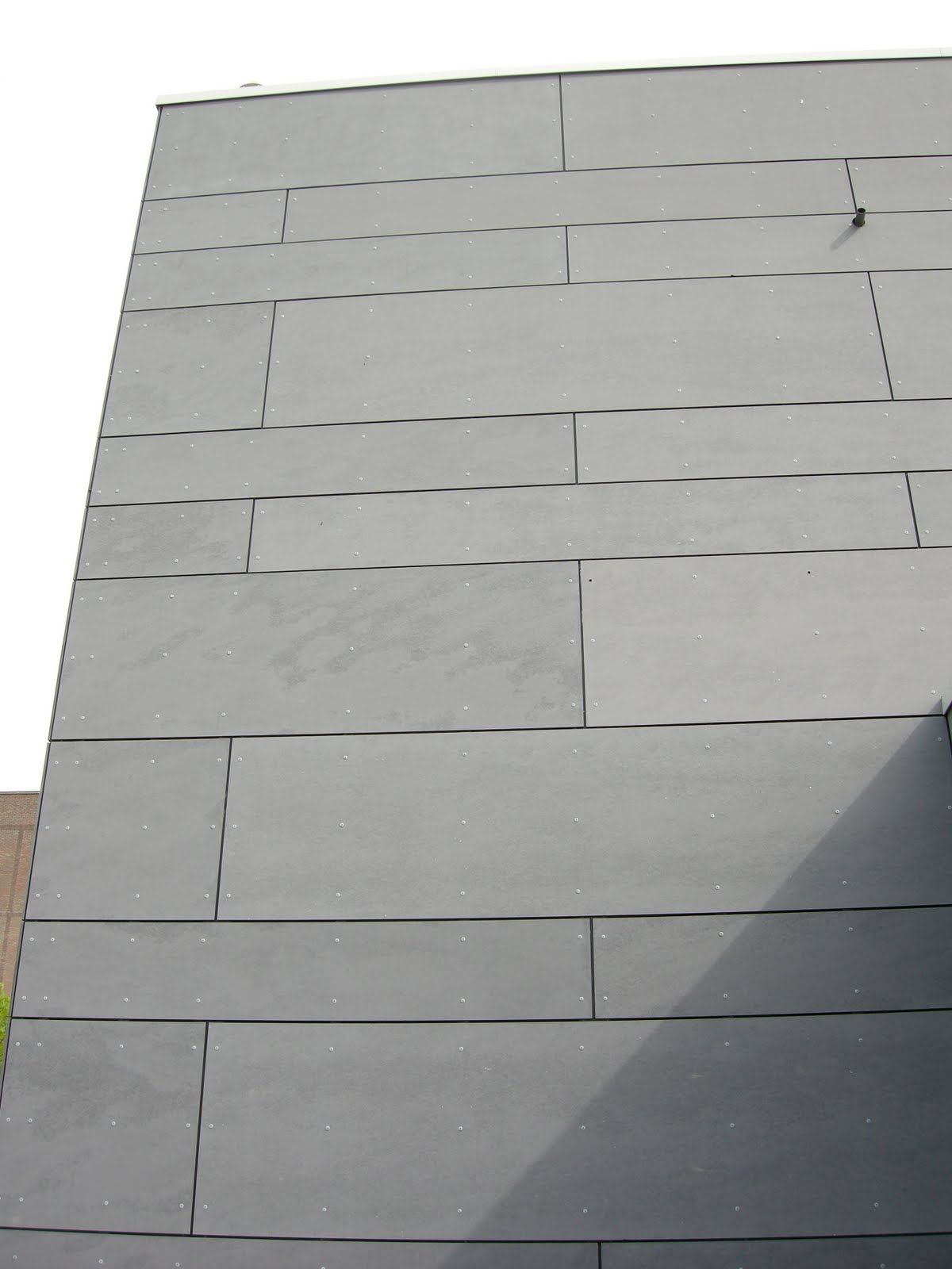 Fibre Cement Board Cladding : Engineered assemblies eternit fibre cement panel