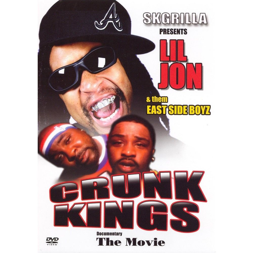 Lil Jon & Them East Side Boyz: Crunk Kings - The Movie [DVD/CD]