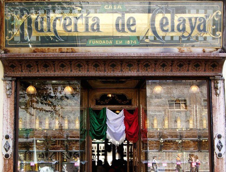 Shop in Mexico