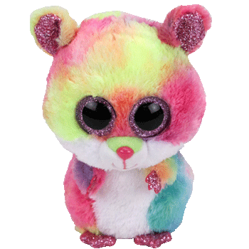 """Nori Norwhal Beanie Boos Plush stuffed animal figure 6/"""" new with tags"""