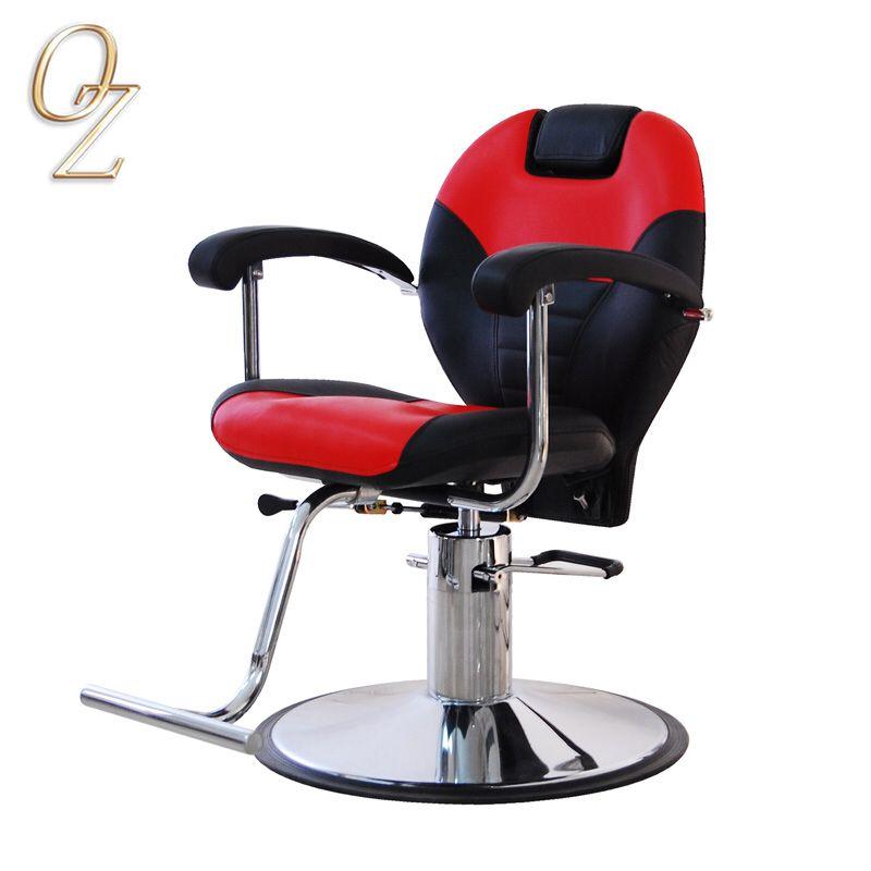 Barber Seat Men S Salon Chair Meubles Barber Shop Grey Salon