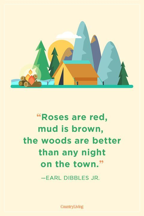 30 Camping Quotes That'll Get You Pumped for Your Next