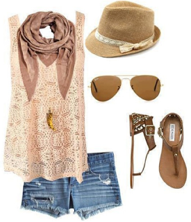 Como Vestir En La Playa