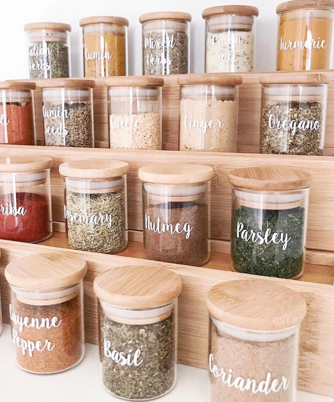 Done Amp Done Home On Instagram These Spice Jars Are Next