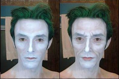 Joker Makeup Tutorial Image 2 Halloween Cosplay And Masquerade - Joker-makeup-tutorial