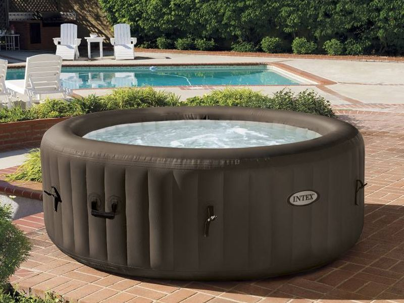 7 Reasons To Buy A Portable Jacuzzi | out b | Pinterest | Jacuzzi ...