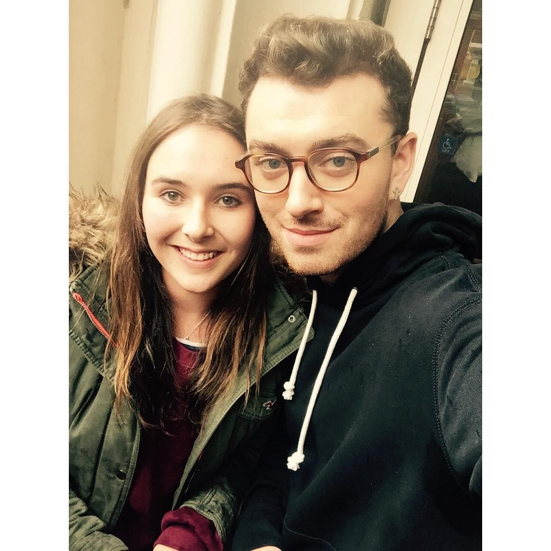 """""""I really do love him, he was so sweet to me ❤️ Can't believe he recognised me! He was worth waiting in the rain for  Thank you for stopping…"""""""