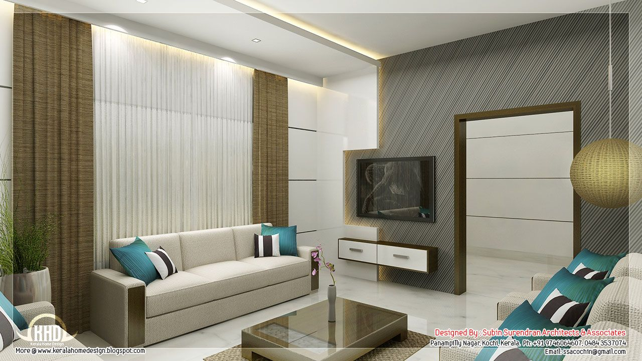 awesome living room interior designs subin surendran architects with