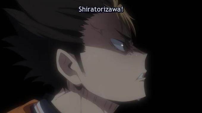 Haikyuu!!: Karasuno Koukou VS Shiratorizawa Gakuen Koukou Episode 5