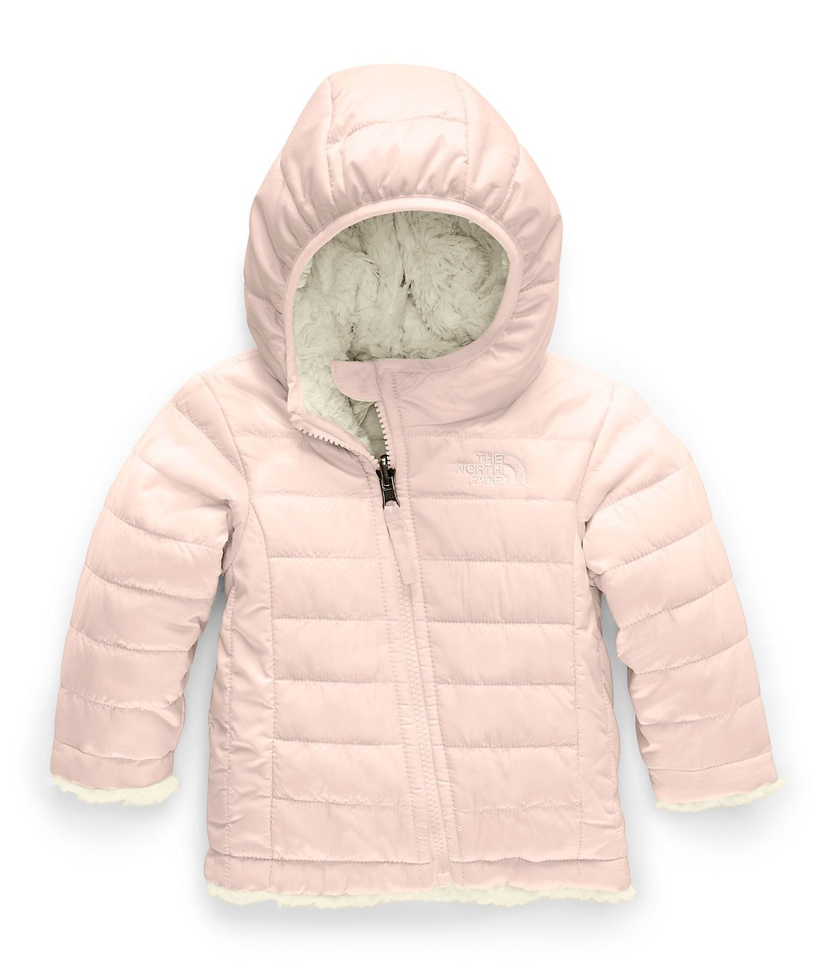 Infant Reversible Mossbud Swirl Hoodie The North Face In 2021 North Face Kids North Face Mossbud Baby Girl Jackets [ 1396 x 1200 Pixel ]