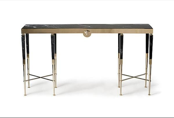 Foyer Table Sydney : Argo versace home collection available at palazzo