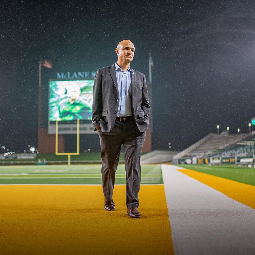 New Baylor Football Head Coach in 2020 Baylor football