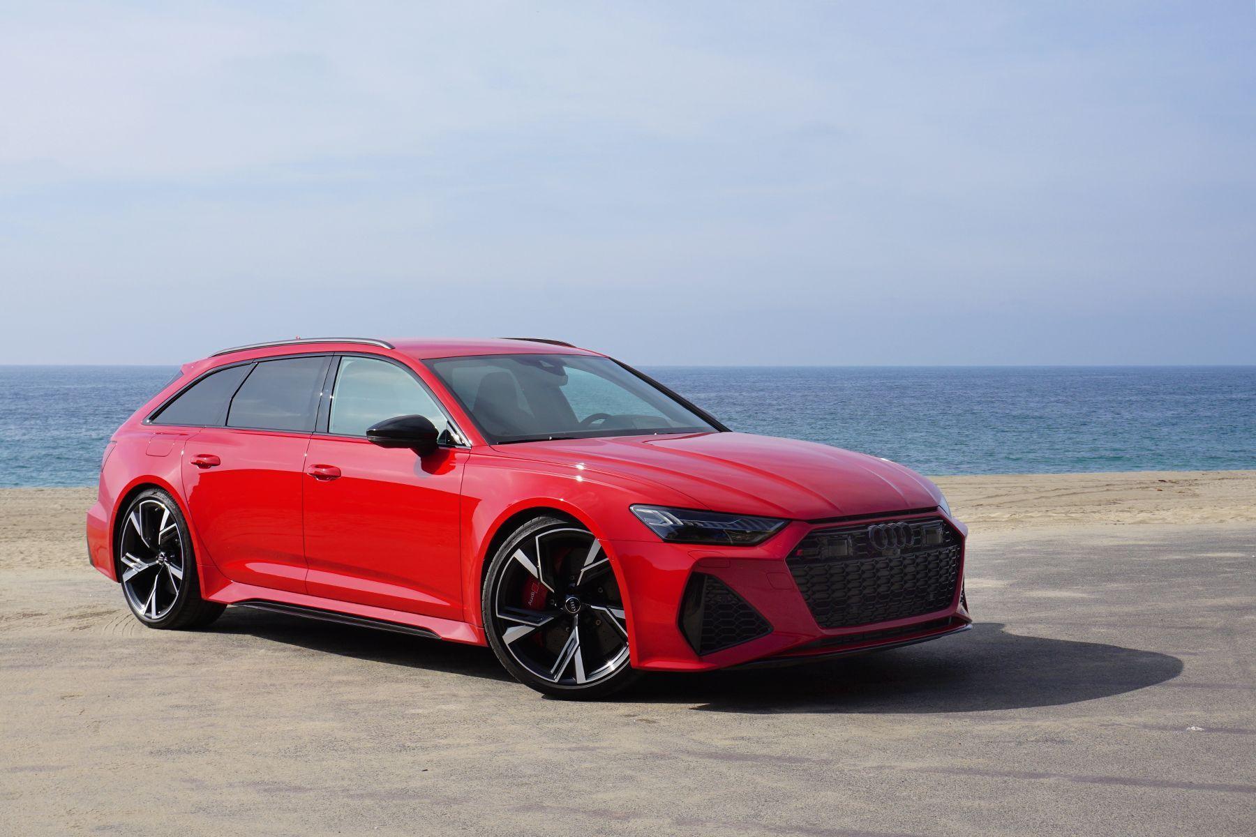 First Drive: 2021 Audi RS 6 Avant | Audi rs, Audi rs5, Audi