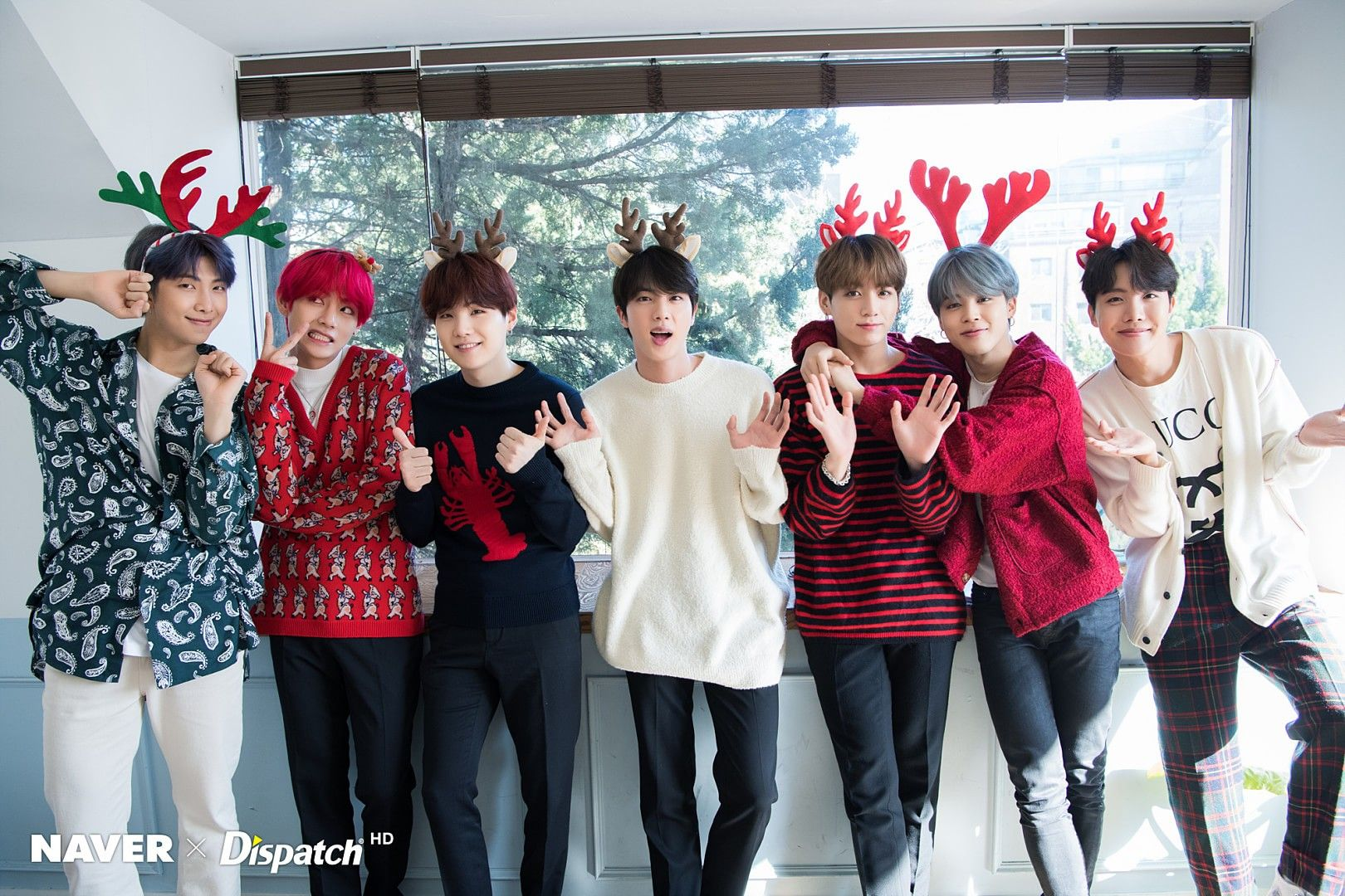 "BTS will bring festive joy with the Christmas remix of ""Dynamite"""