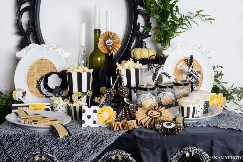 Halloween decoration by Magusics Vica Decor Pinterest Cupcake