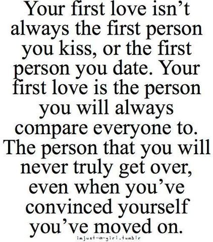 First Love Quotes First Love Quotes Inspirational Quotes