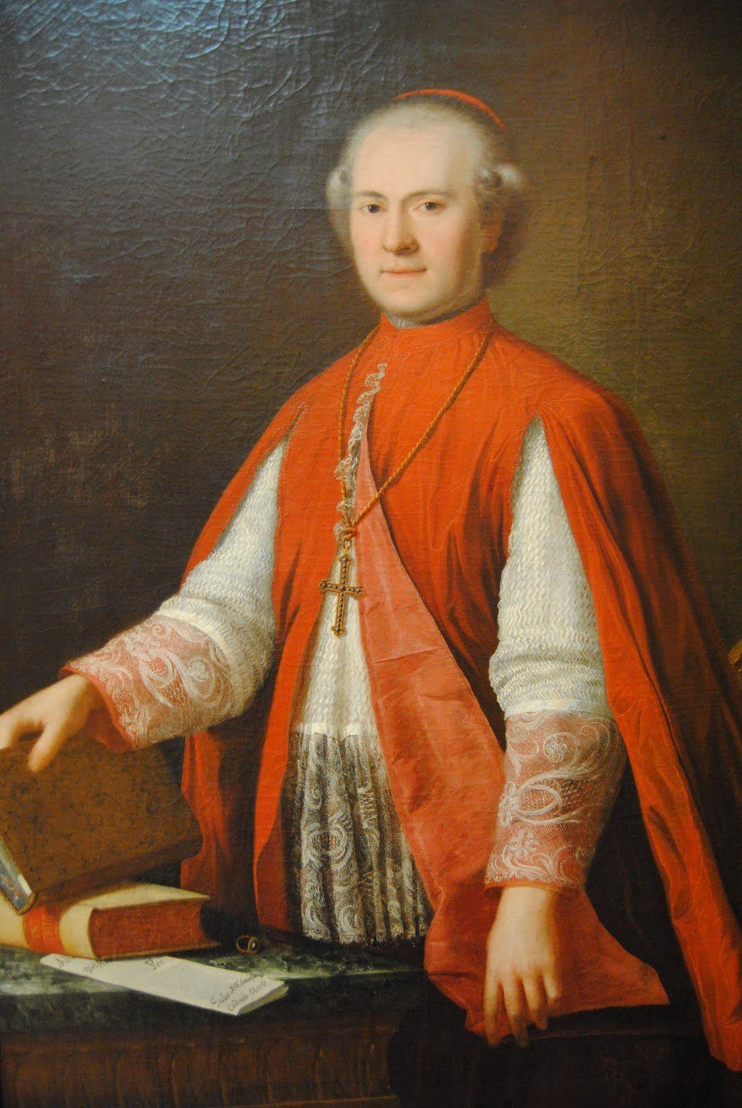 Cardinal Francesco Landi | vestments in 2019 | Catholic ...
