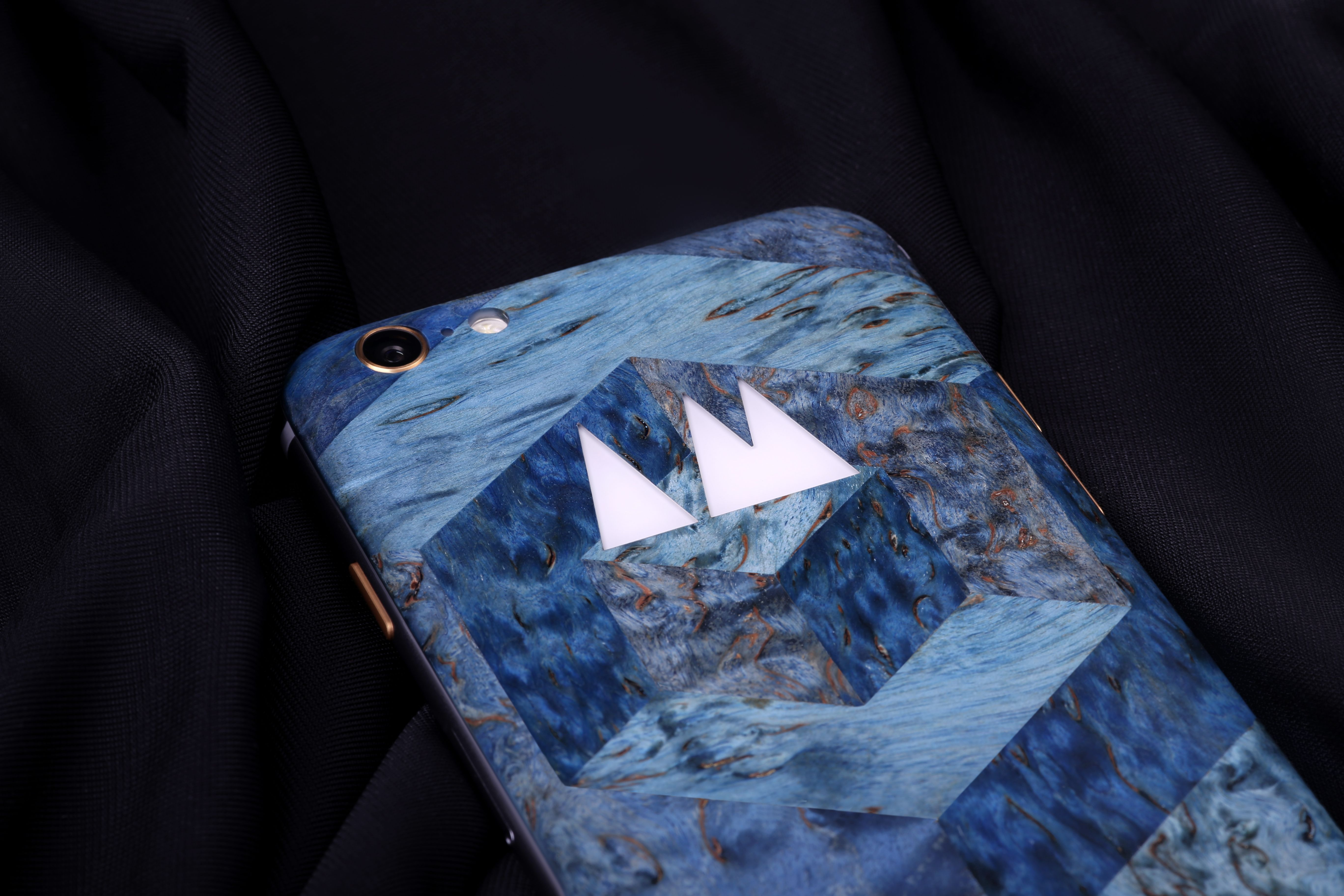 Custom iPhone 6 for Russian showman Andrey Malakhov