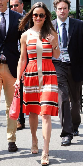 Look of the Day photo | Pippa Middleton