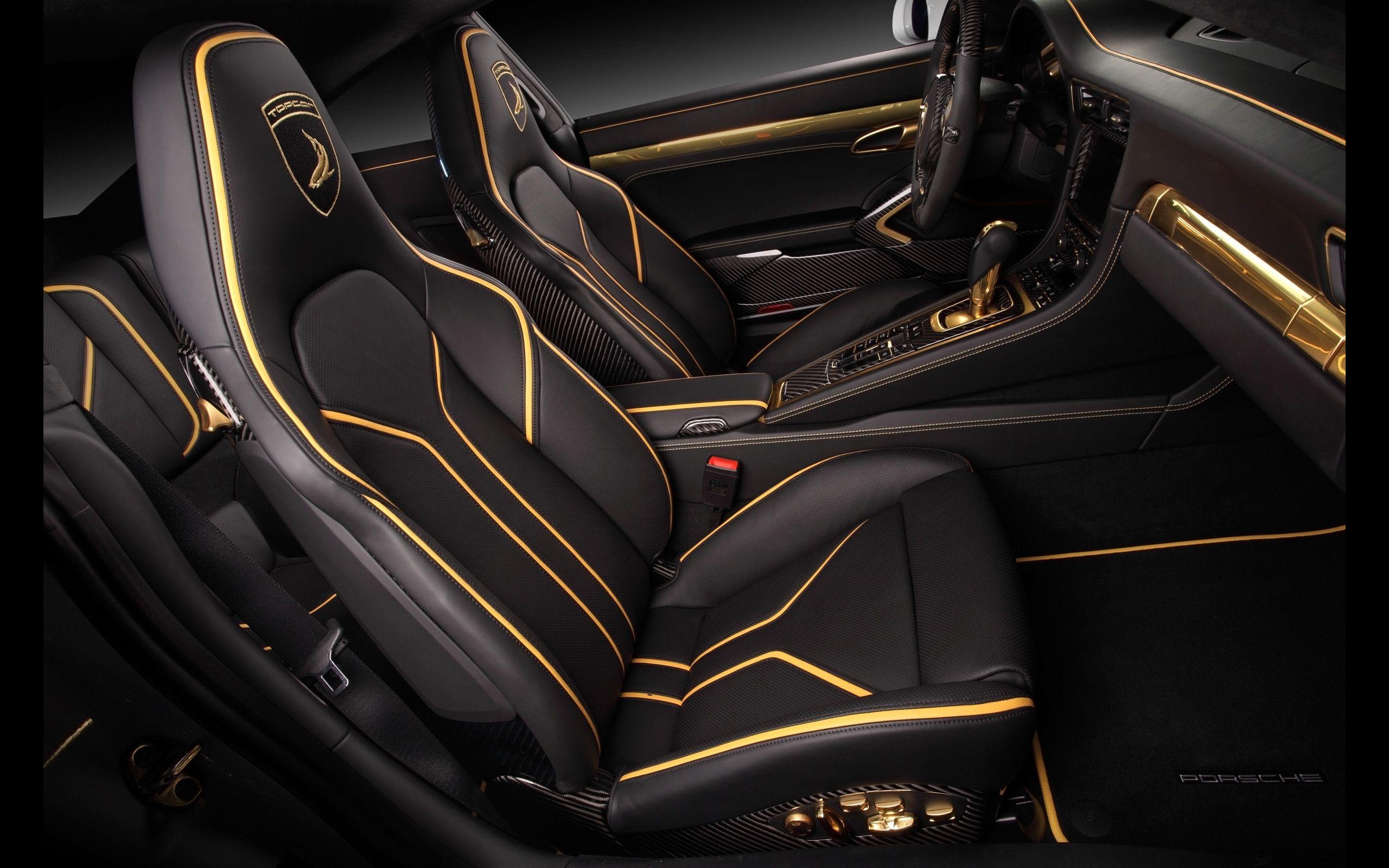 2015 topcar porsche 991 turbo stinger gtr interior 4 2560x1600 wallpaper whip misc. Black Bedroom Furniture Sets. Home Design Ideas