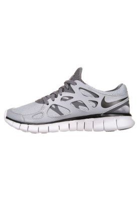 cheapest nike free rn flyknit zalando 0c335 0d096  where to buy nike  sportswear free run 2 sneaker wolf grey black cool grey 1aca4 8fa8d 3f0c2bffa
