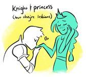 Nightshade is the princess and Rose Arrow is the knight !!!! Nightshade is the princess and Rosenpfeil is the knight !!!! This image has get ...