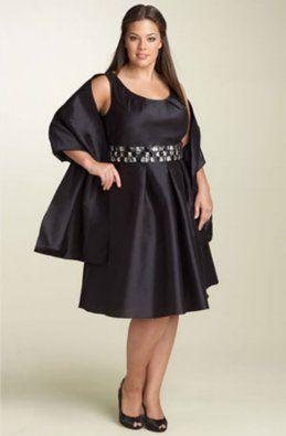 377f999309 Vestidos para gorditas ¡10 Looks Fabulosos!
