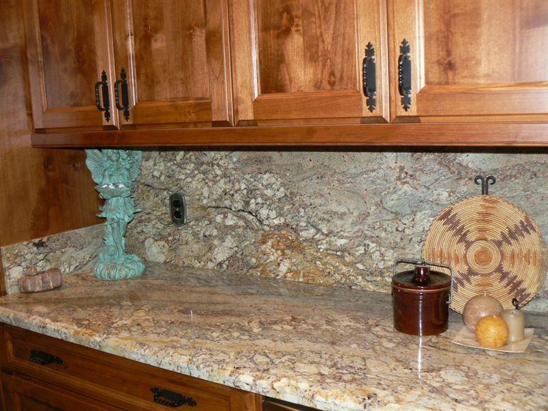 Image result for ideas for granite with medium maple ... on Typhoon Bordeaux Granite Backsplash Ideas  id=63500