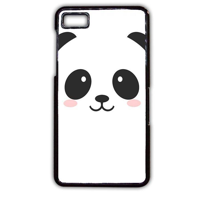 Cute Panda Blackberry Phonecase For Blackberry Q10 Blackberry Z10